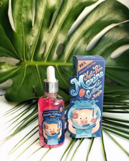 Сыворотка для лица Elizavecca Witch Piggy Hell-Pore Marine Collagen Ample
